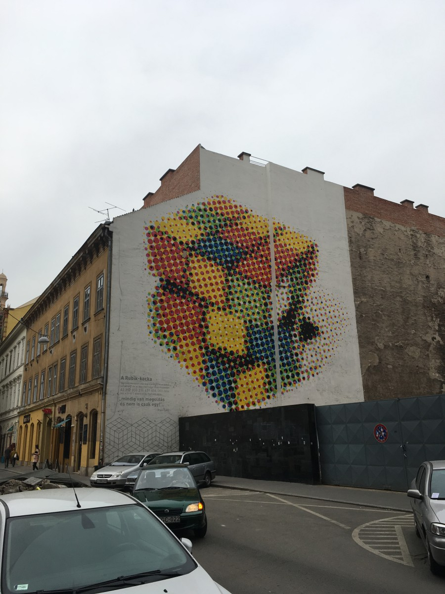 Street Art and Street Food Tour Budapest